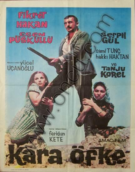 Kara Öfke 1968 Fikret Hakan; Esen Püsküllü|DVB RİP Ca200708-100_4997